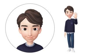 mira(ミラ)AI顔タイプ・有名人診断バレンタイン企画